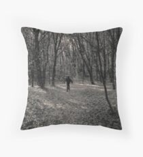 I'm the wind Throw Pillow