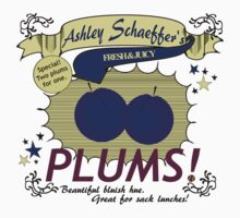 Ashley Schaeffer's Plums | Baseball  Sleeve