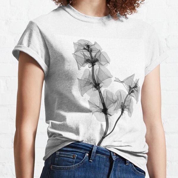 Floral Radiograph - Bells of Ireland Classic T-Shirt