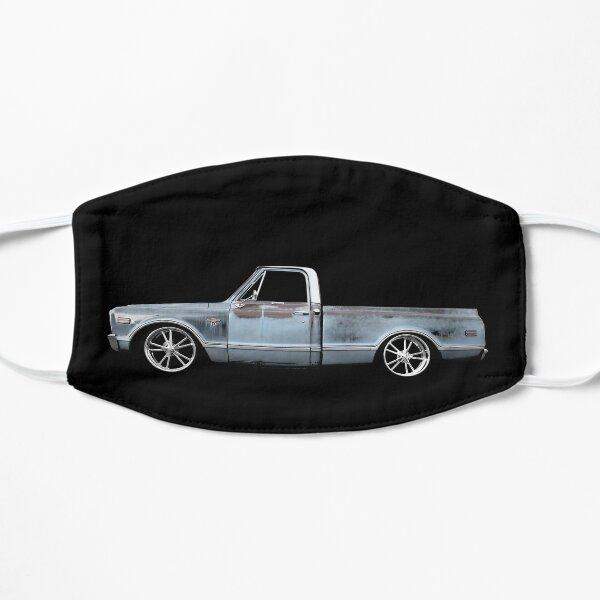 Patina'd Chevy C-10 - Black Flat Mask