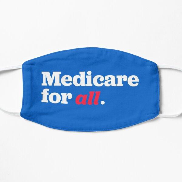 Medicare for all  Flat Mask