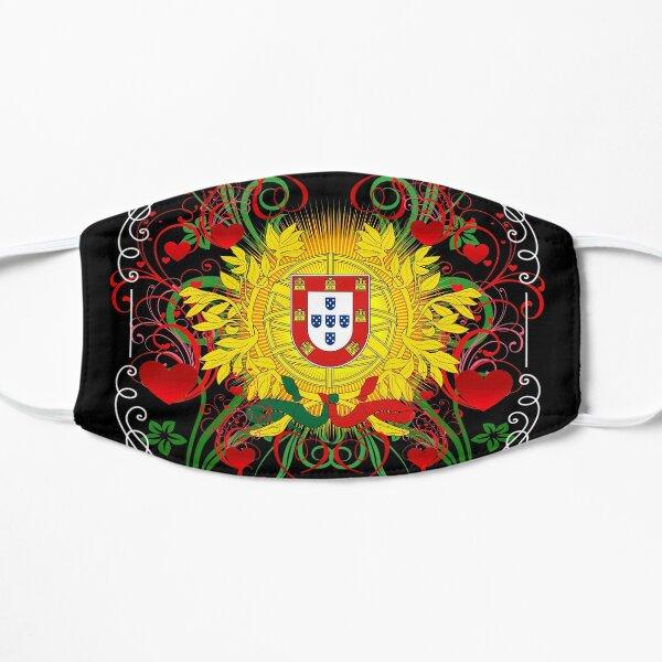 art Portugal Masque sans plis