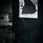 Behind the door by Nikki Brown