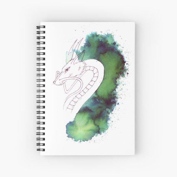 Aquarelle Haku Cahier à spirale