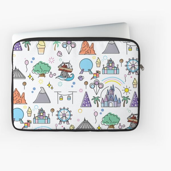 Happiest Place Laptop Sleeve