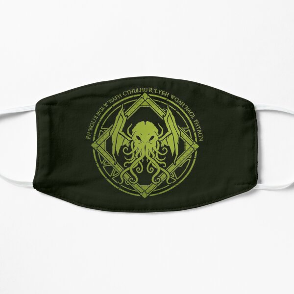 Cthulhu - Lovecraft - Chant design Mask