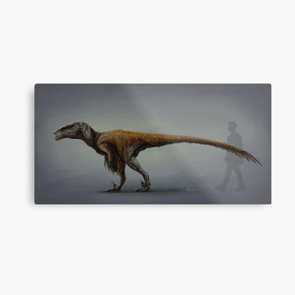 Decoracion Utahraptor Redbubble Los utahraptor fueron unos de los de los carnívoros más feroces principalmente por las garras que quizá donde puedas ver al utahraptor con más exactitud es en reino de dinosaurios y en internet. decoracion utahraptor redbubble