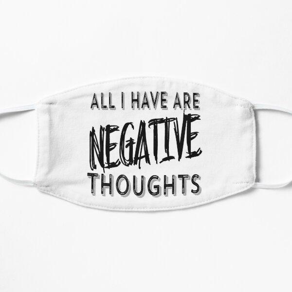 BLACK CAT - Negative Thoughts Mask
