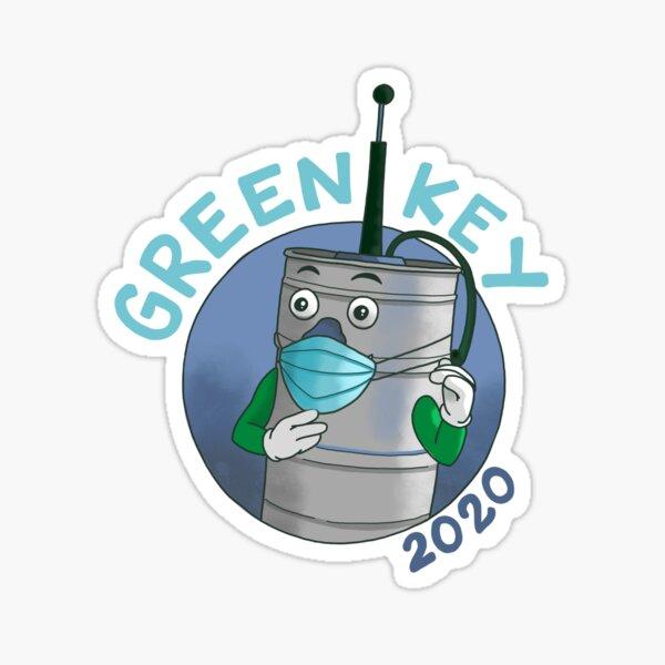 Green Key 2020 Sticker