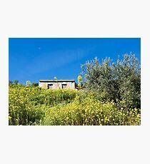 Prati, Sicily Photographic Print