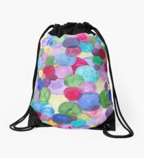Colored Balls. Drawstring Bag