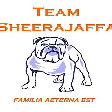 Team Sheerajaffa by poosclues