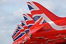 The Red Arrows RIAT 2015 3 by Colin  Williams Photography