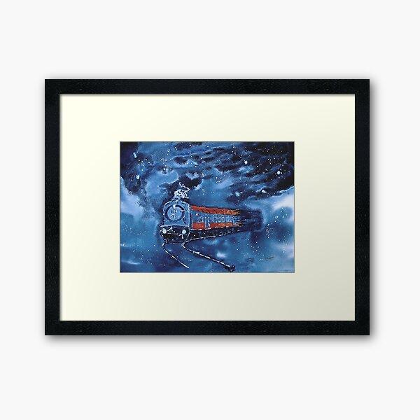 The Starlight Express Framed Art Print