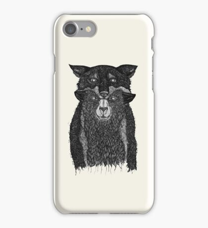 Sheep in Wolfs Clothing  iPhone Case/Skin