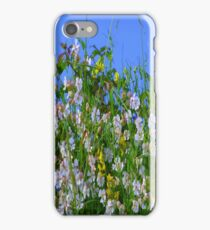 Summer Hedgerows iPhone Case iPhone Case/Skin