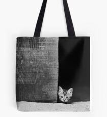 The Big Scary World Tote Bag