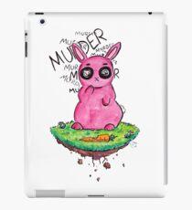 Murder Bunny iPad Case/Skin