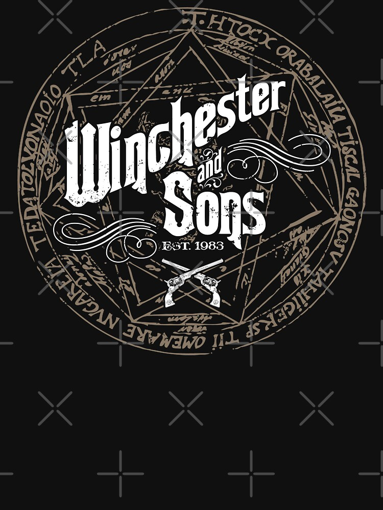 Winchester & Sons (Sigil) | Unisex T-Shirt