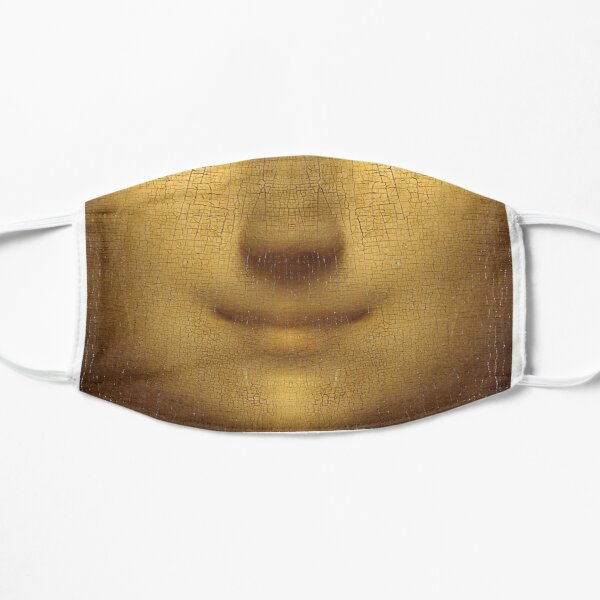 Mona Lisa Smile Mask