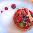 red fruit dessert by terezadelpilar ~ art & architecture