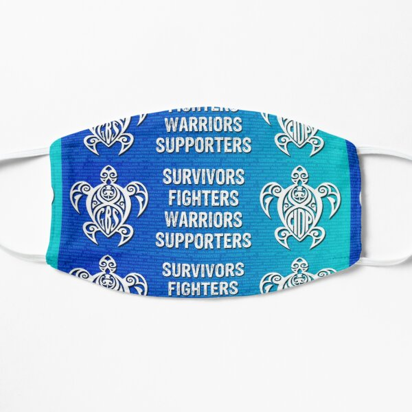 GBS CIDP Survivors Fighters Warriors Supporters Mask