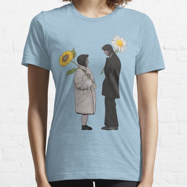 Harold and Maude / Daisy and Sunflower Essential T-Shirt