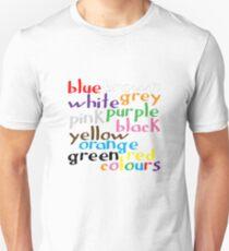 Geek colours T-Shirt