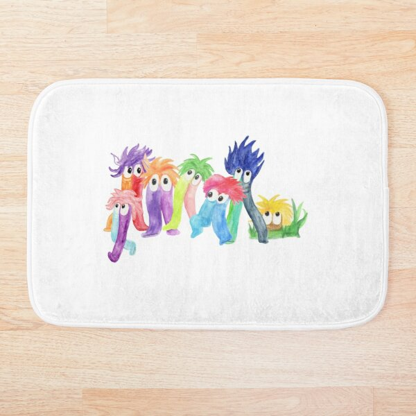 Don't Step on the Mome Raths! Bath Mat