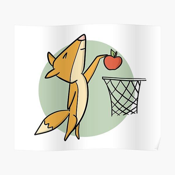 Fox. Poster