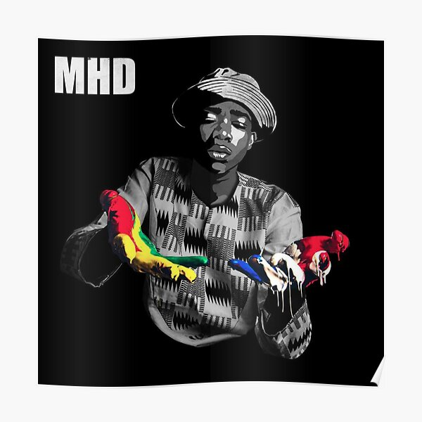 MHD Cover Poster