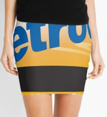 New York, New York Mini Skirt