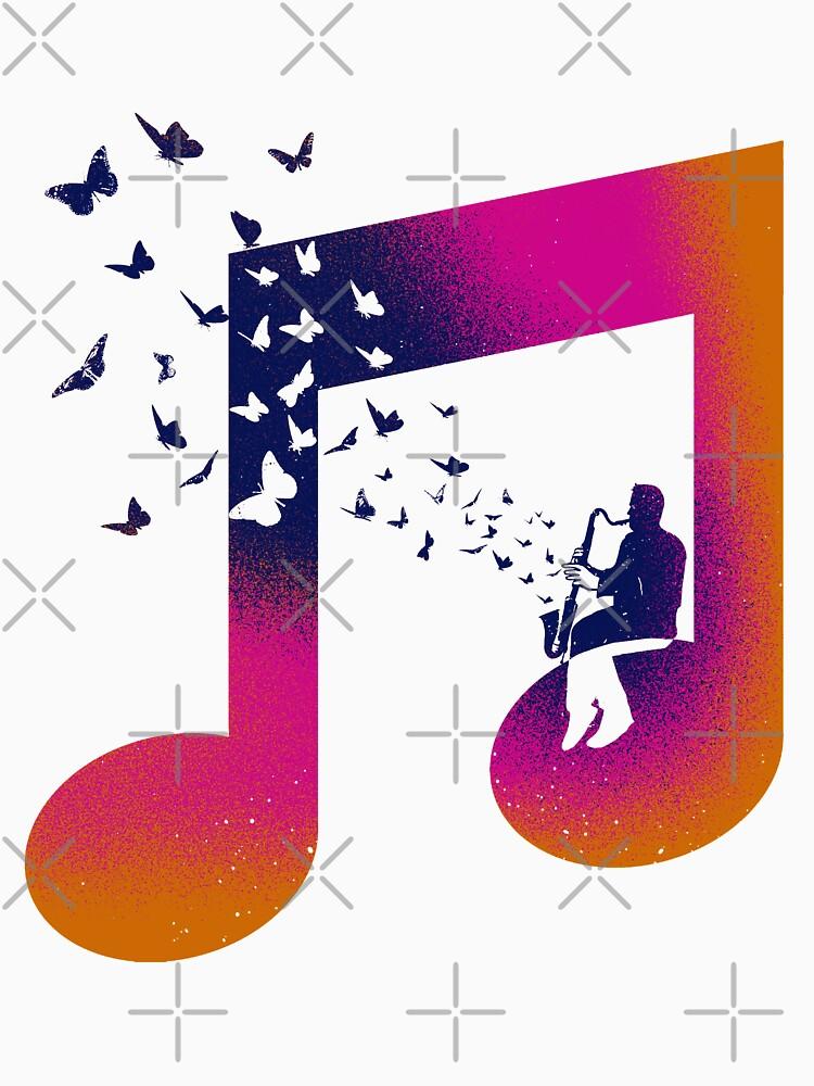 Music Bass Clarinet by barmalisiRTB