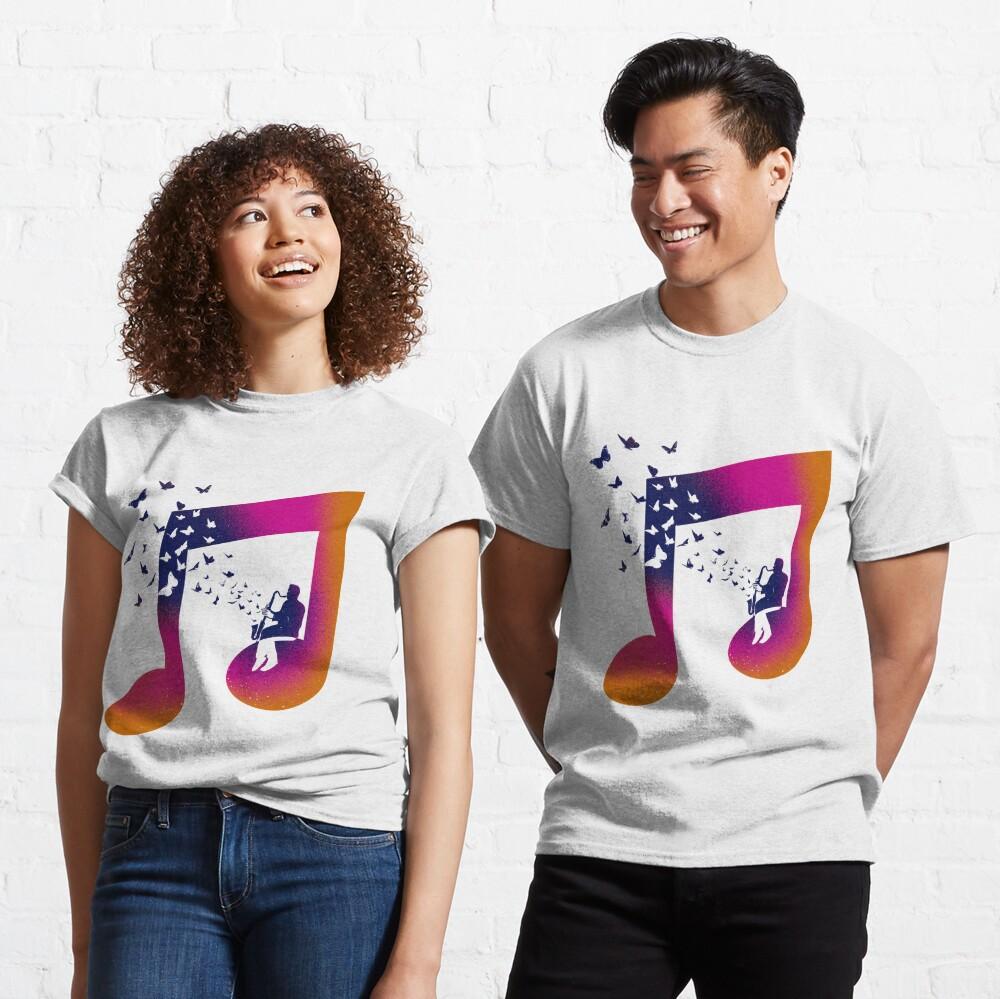 Music Bass Clarinet Classic T-Shirt