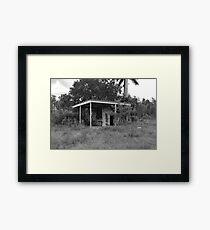 Shack Framed Print