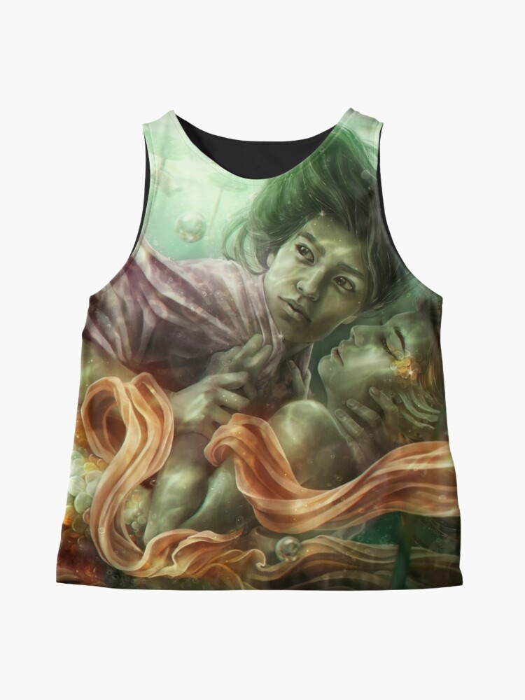 Alternate view of Into the Deep Sleeveless Top