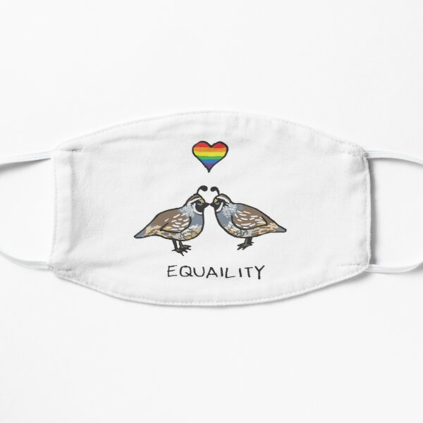 Equaility - Queer Zoology Series Mask