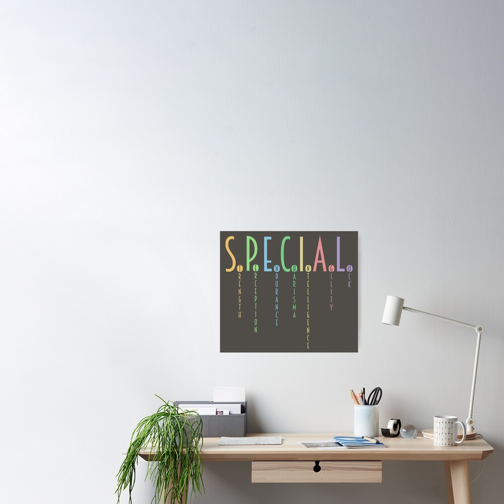 You're Special! Poster