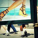 right foot, left foot, feet feet feet... by Marianna Tankelevich
