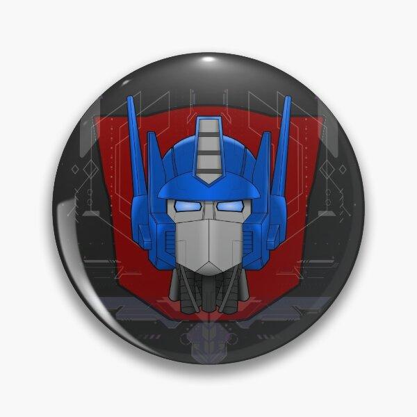 Buste Optimus Prime Badge