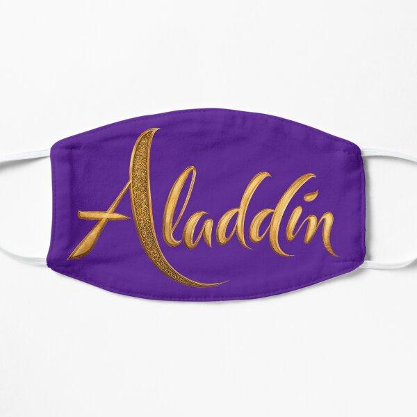Aladdin Logo Mascarilla