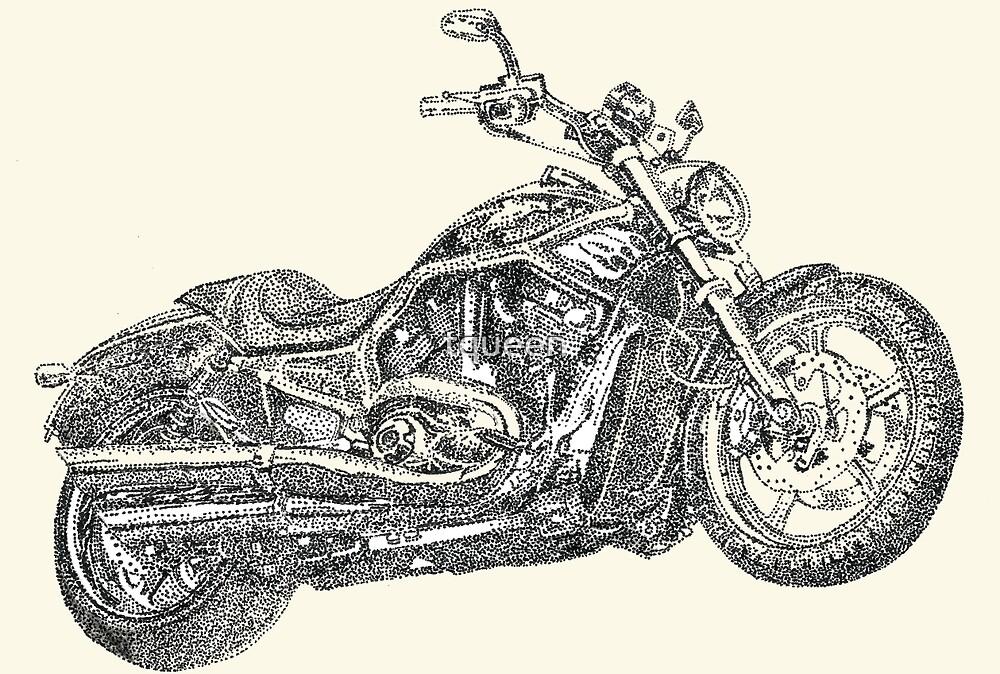 Fat Boy Rocker's Bike by tqueen