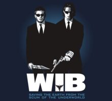 Winchesters in Black | Unisex T-Shirt