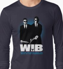 Winchesters in Black Long Sleeve T-Shirt
