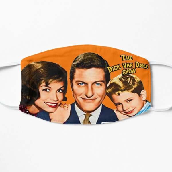 Meet the Petries - Dick Van Dyke Mary Tyler Moore Tribute Flat Mask