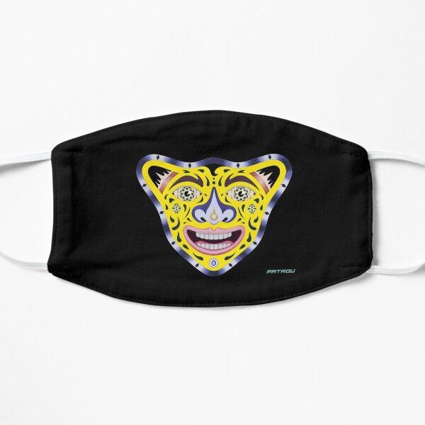 Last Trip - Yellow Flat Mask