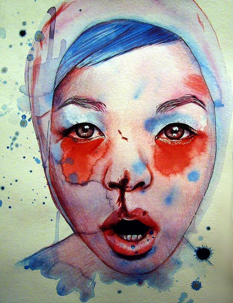 Red, White & May by OlgaNoes