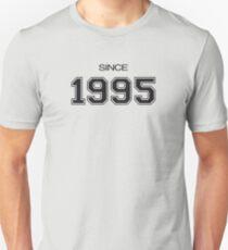 Since 1995  Slim Fit T-Shirt