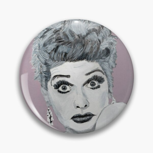 Love for Lucy Pin