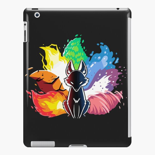 Kitsune Nine Tail fox iPad Snap Case
